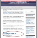 WordPress putting Adsense on my blog